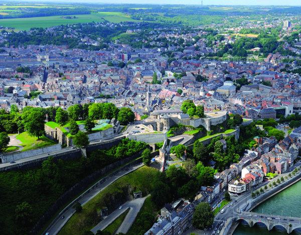 Namur landscape